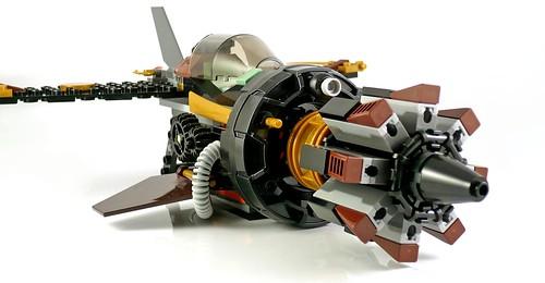 LEGO Ninjago 70747 Boulder Blaster 14