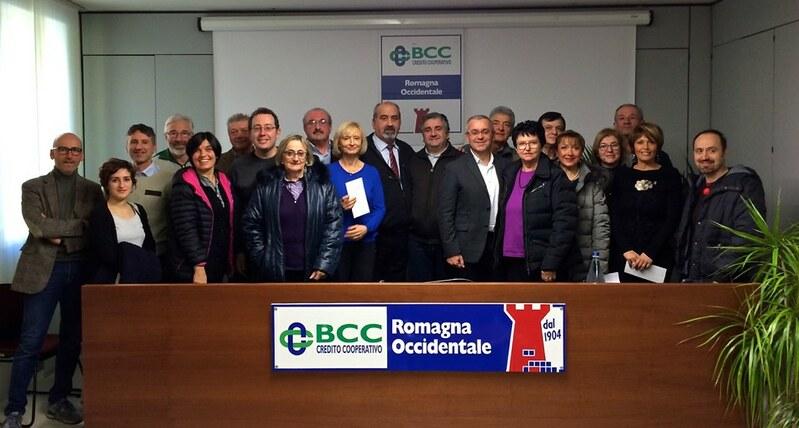 Castel Bolognese: distribuiti i ricavi della Settimana dello Sport e della Festa della Fiorentina e Sangiovese