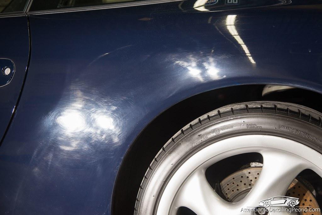 ATD | Porsche 996 more imperfections