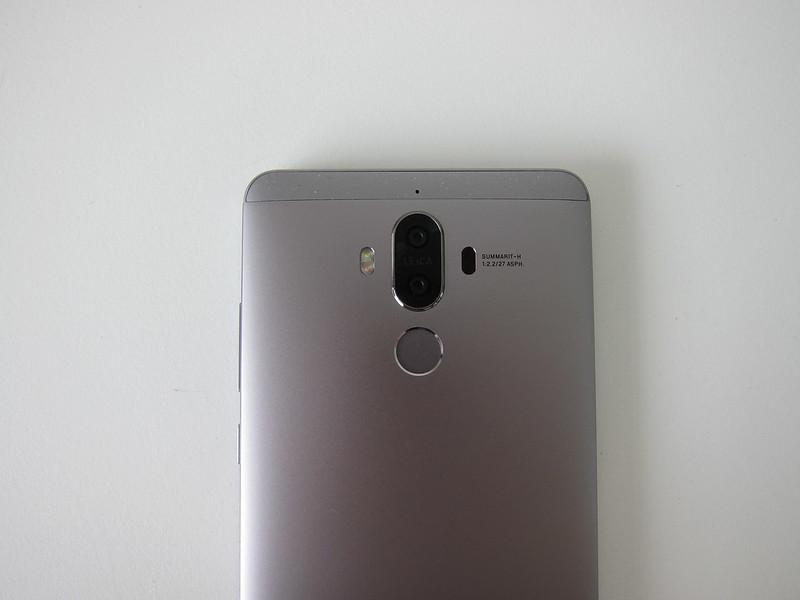 Huawei Mate 9 - Leica Camera