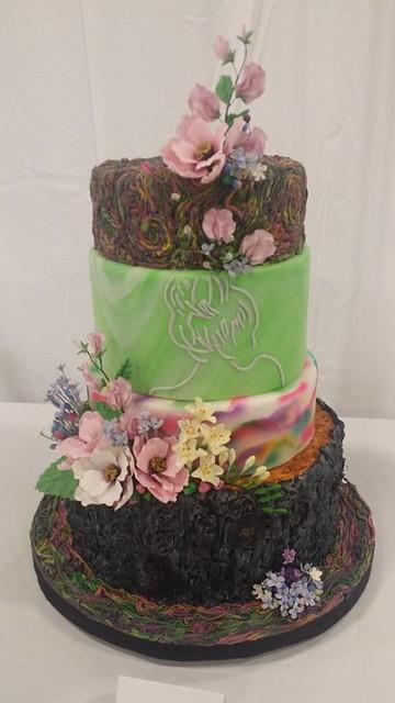 Cake by San Diego Cake Show
