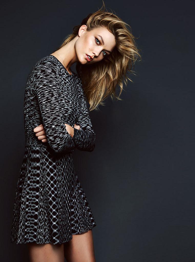 Карли Клосс — Фотосессия для «Fashion» 2016 – 8