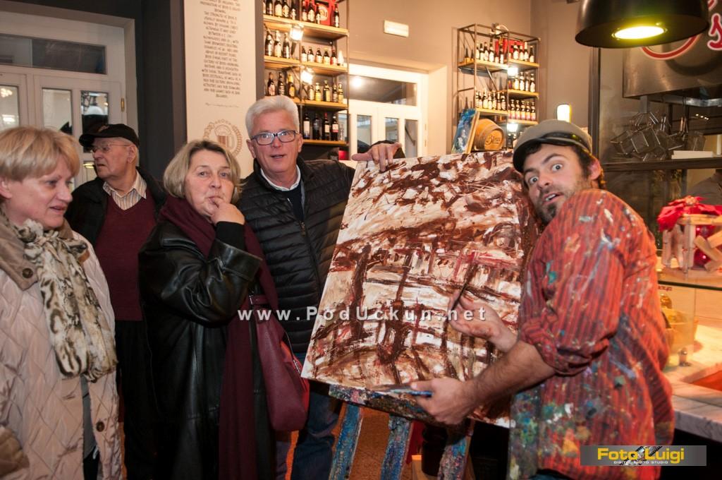 Foto Luigi Opatija, Grad Opatija, Festival čokolade 2016, TZ grada Opatije, Festival čokolade 2016, Vedran Ružić u Continentalu