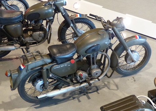 Matchless G3 1961 ro