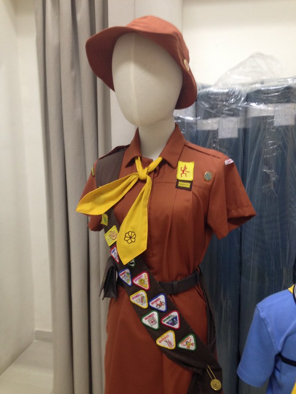 Hong Kong Girl Guides Association – Brownie Guide uniform