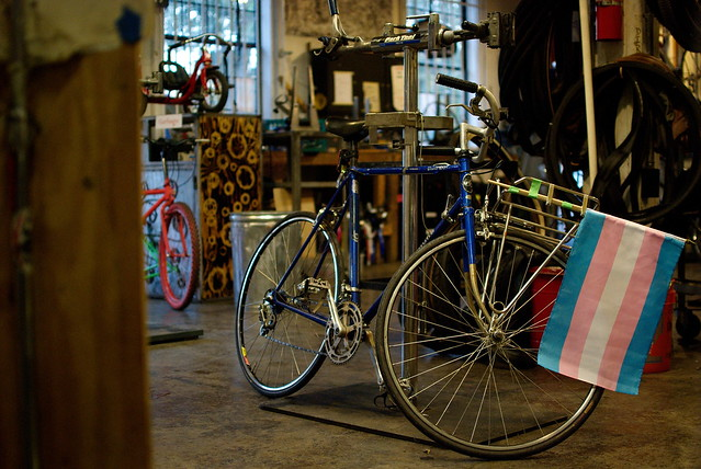 Women, Trans, Femme (WTF) - Sacramento Bicycle Kitchen