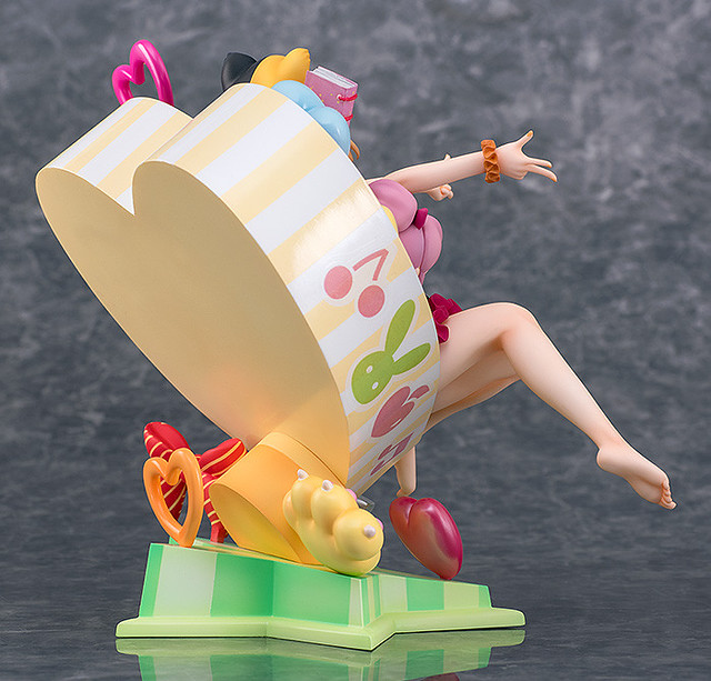 JC的迷你裙直擊你心!《偶像大師 灰姑娘女孩》城崎莉嘉 Charisma Chibi Girl Ver. カリスマちびギャルVer. 1/8 FIGURE