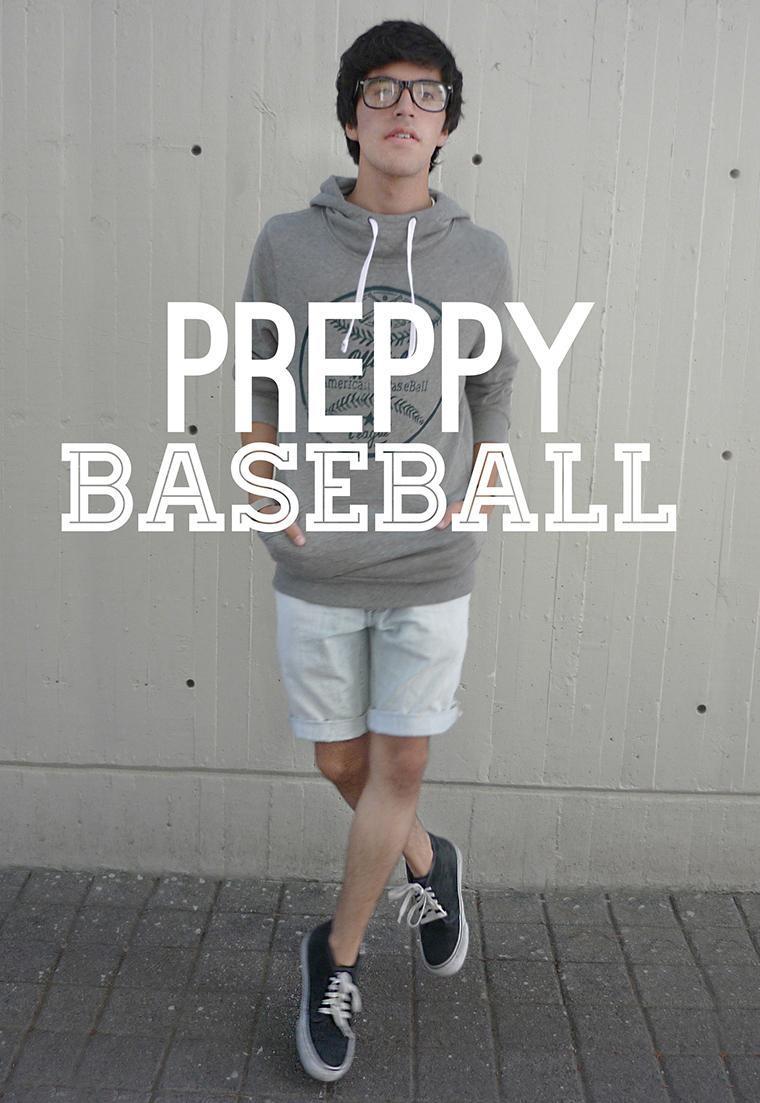 Preppy Baseball