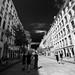 Rue de la République, Lyon by Lucy Burtin