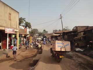 Namuwongo, Uganda