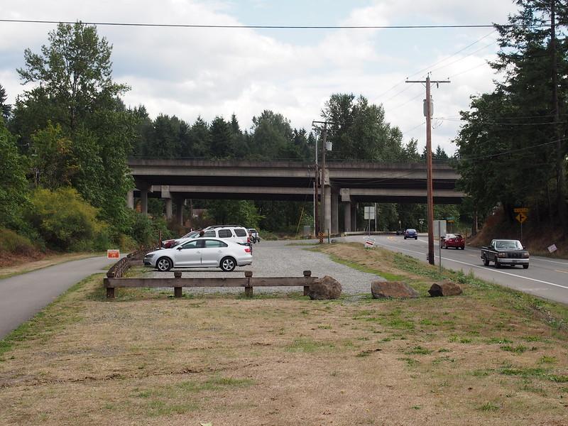 Cedar River Trail Trailhead