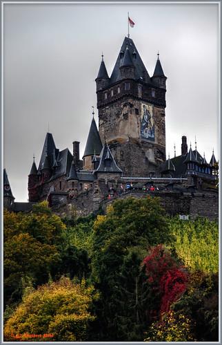 Cochem, Reichsburg Cochem