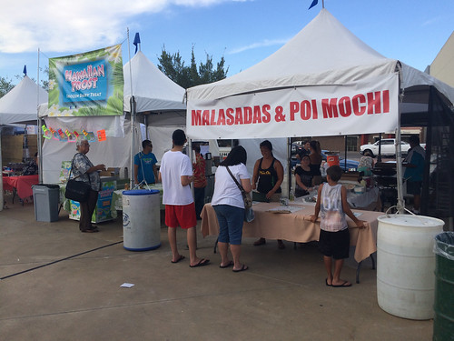 Malasadas and Poi Mochi, Prince Jonah Kuhio Ho'olaule'a and Pacific Islands Festival #LocalTravel #rtcities @cityofhenderson