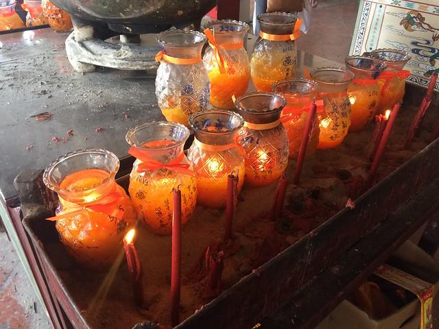 Malaysian Candles