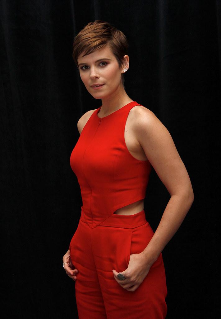Кейт Мара — Пресс-конференция «Марсианин» на «TIFF» 2015 – 9