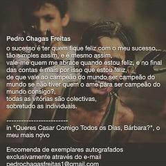 Pedro Chagas Freitas ! #AplausoBlogAuroradeCinema #AplausoBlogAuroradeCinemaparaPedroChagasFreitas #poeta #escritorportugues #sucesso #campeao #portugal #LiteraturatambéméassuntoBlogAuroradeCinema #livros #prometofalhar #leitura #literaturaportuguesa #ref