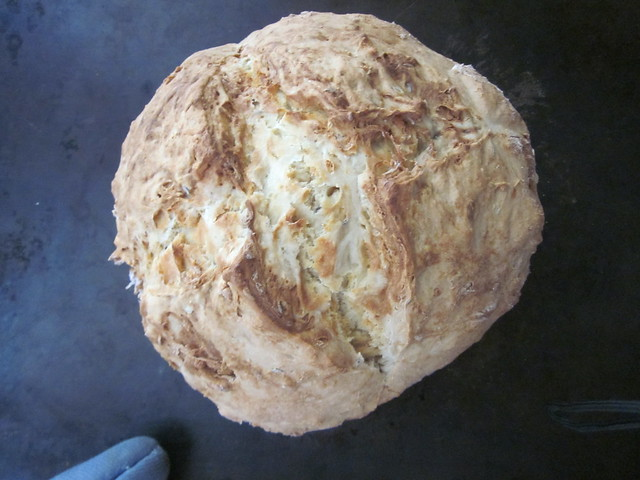 Daring Bakers September: Irish Soda Bread