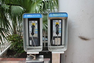 Bell South Pay Phone Downtown Miami | by Phillip Pessar
