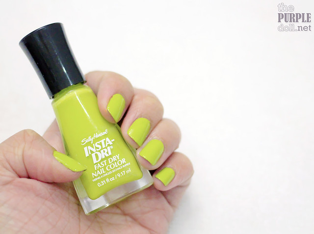 Sally Hansen 450 Lickety-Split Lime