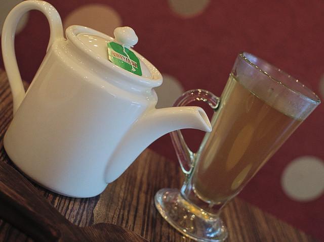 Free Tea For Me