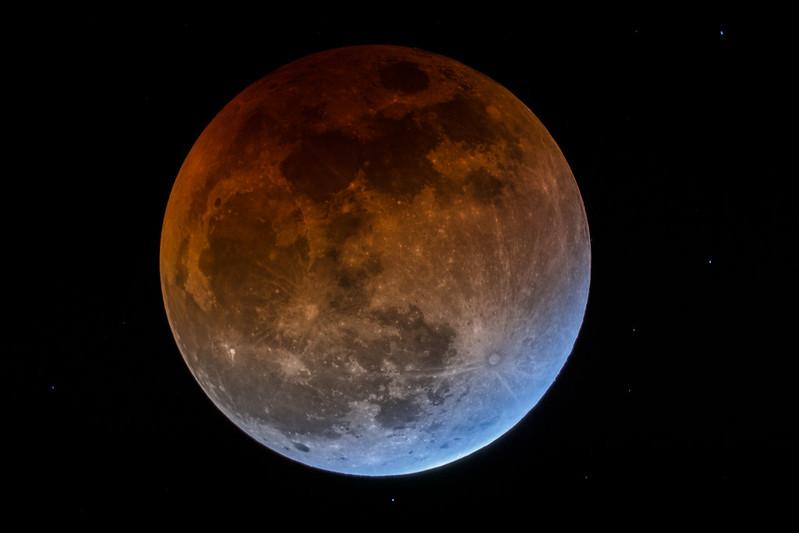 Total Lunar Eclipse 9/27/15