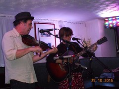 John Grimm & Beverly Smith 22nd. Oct 2015