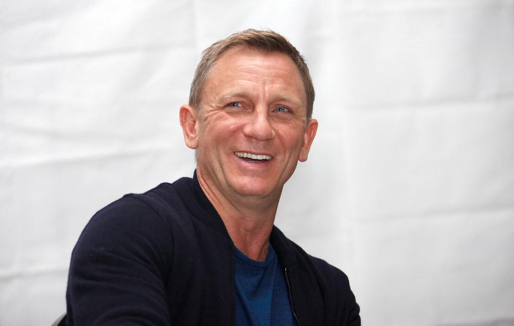 Дэниел Крэйг — Пресс-конференция «007: СПЕКТР» 2015 – 29