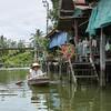 Klong Bangkok by Benoist Nice