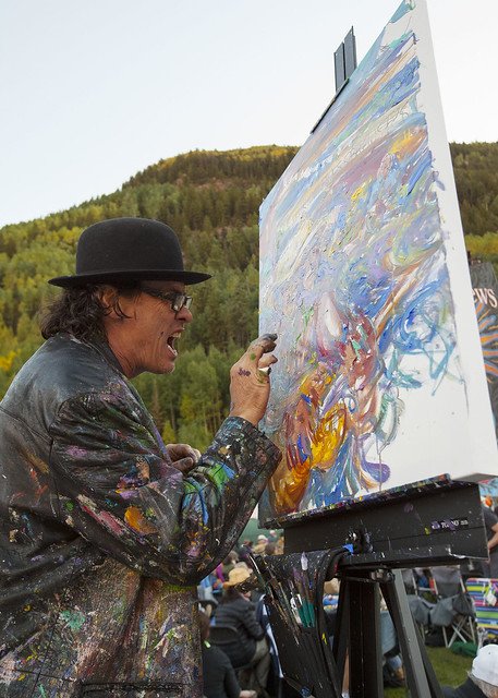 Scramble Campbell - 2015 Telluride Blues & Brews Festival