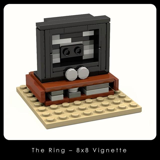 The Ring - 8x8 Vignette