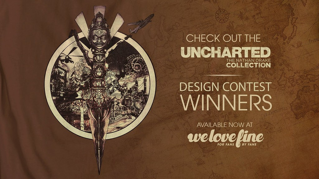 Uncharted The Nathan Drake Collection Gear