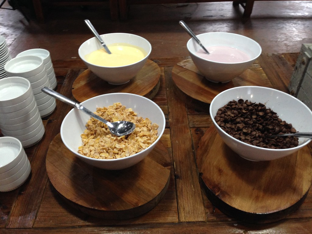 Cereals and Yogurt