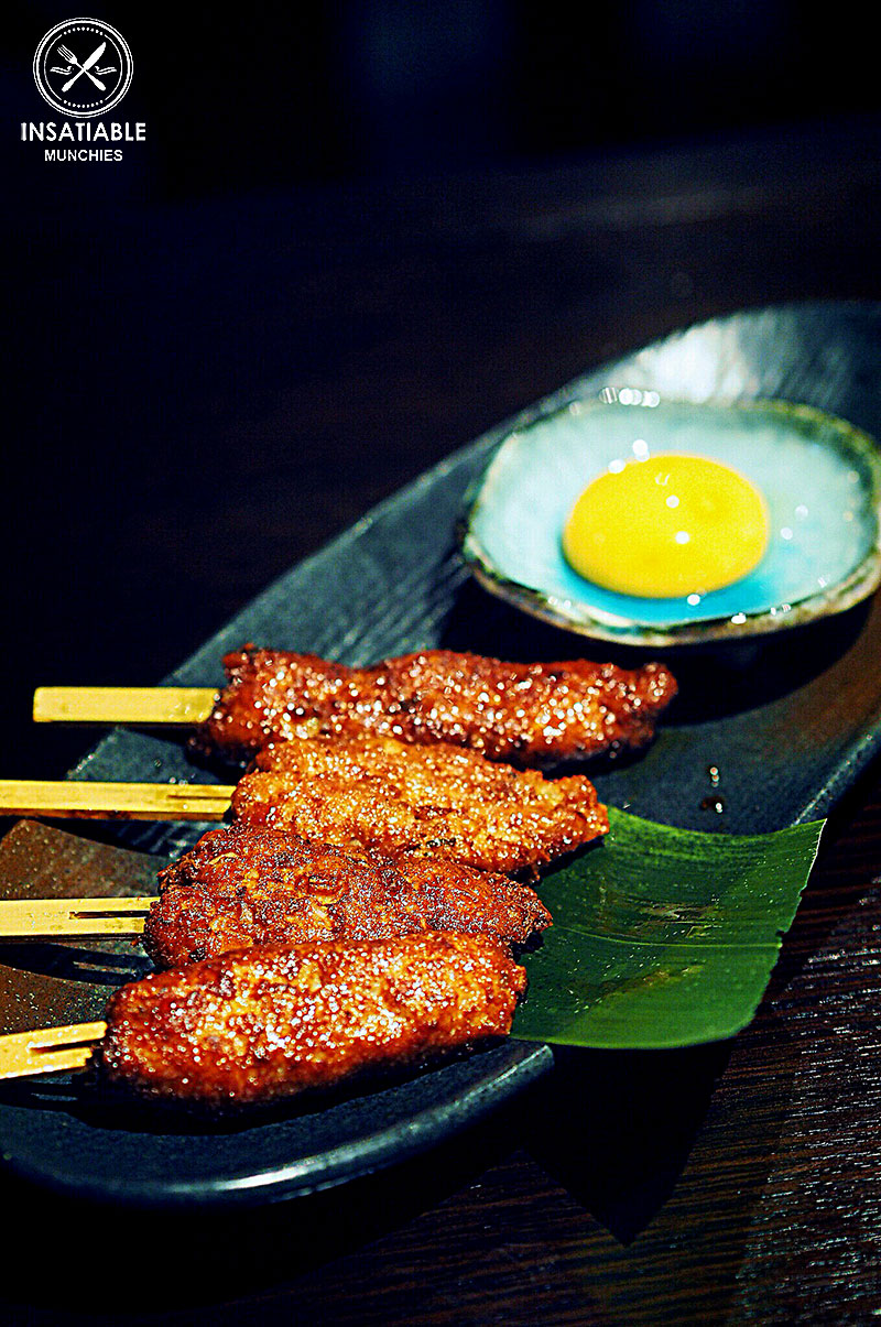 Sydney Food Blog Review of Mugen Ramen, Melbourne CBD: Tsukune, $15