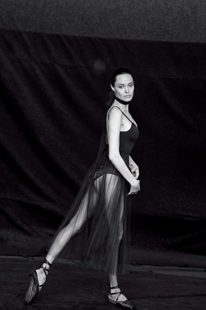 Анджелина Джоли — Фотосессия для «WSJ» 2015 – 5