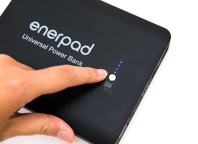真的史上最強行動電源!Enerpad 萬能行動電源 @3C 達人廖阿輝