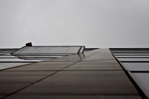 grandearche ladéfense paris windows fenetre sky ciel glass verre steel acier nicolasthomas perspective grey gris