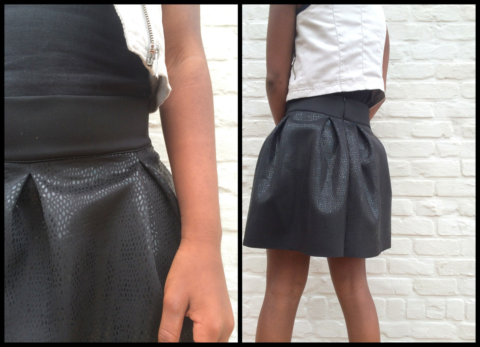 neoprene skirt (collage1)