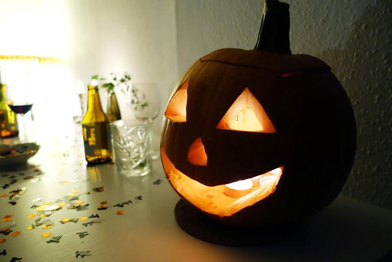Halloween hos Ari!
