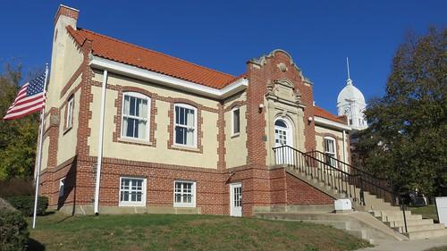 bedford libraries iowa ia carnegielibraries taylorcounty