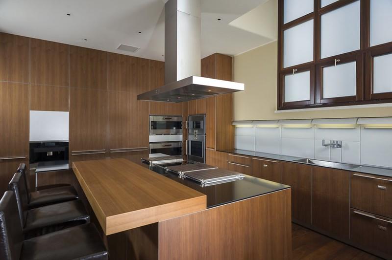 Элитный дизайн кухни Casa Fryzer