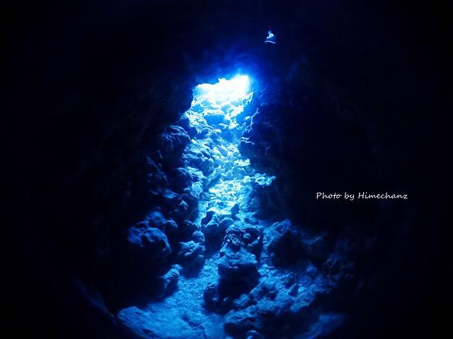 洞窟探検いっぱいしてきました♪