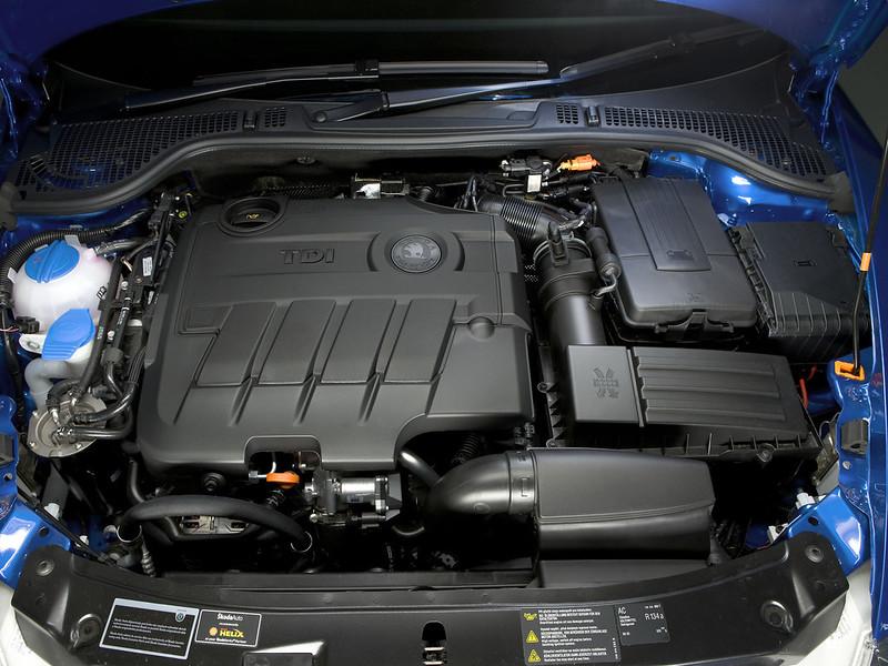 Двигатель Škoda Octavia RS Combi (1Z). 2004 – 2008 годы