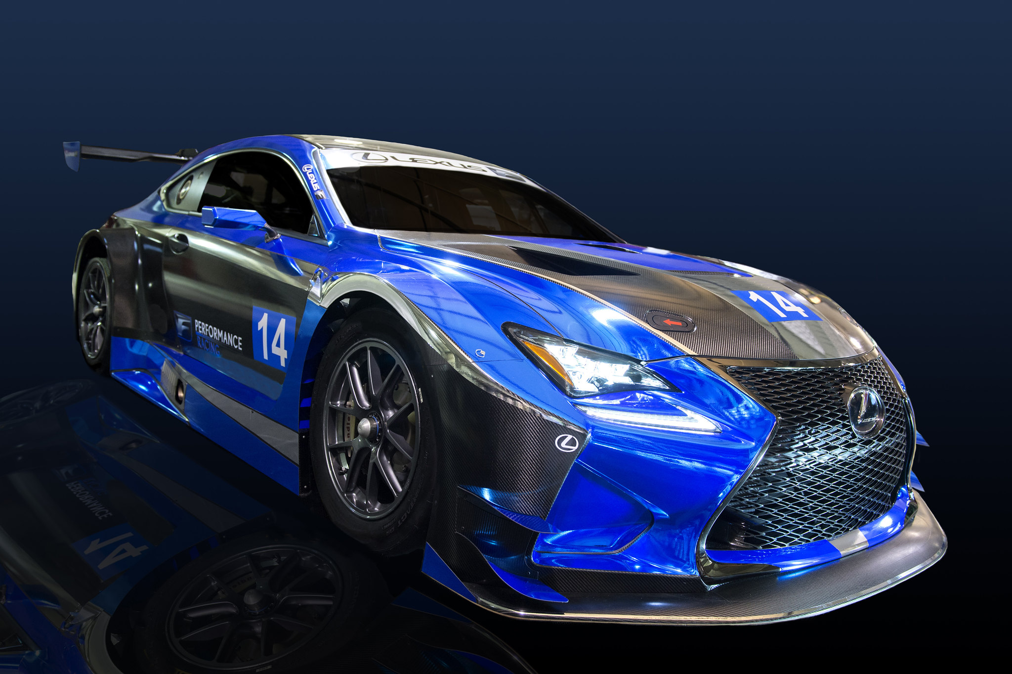 Lexus partners with Performance Racing for 2016 and beyond