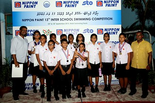 Nippon Paint 13th Inter School Swimming Competition 2015 438 | by MDVswim