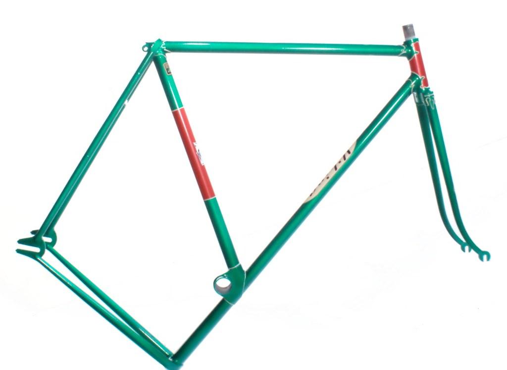 Resprays - Ellis Briggs Cycles