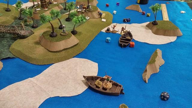 Treasure Island Carnage 2015