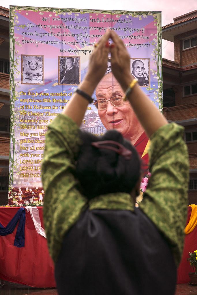 Long Live HH The Dalai Lama  