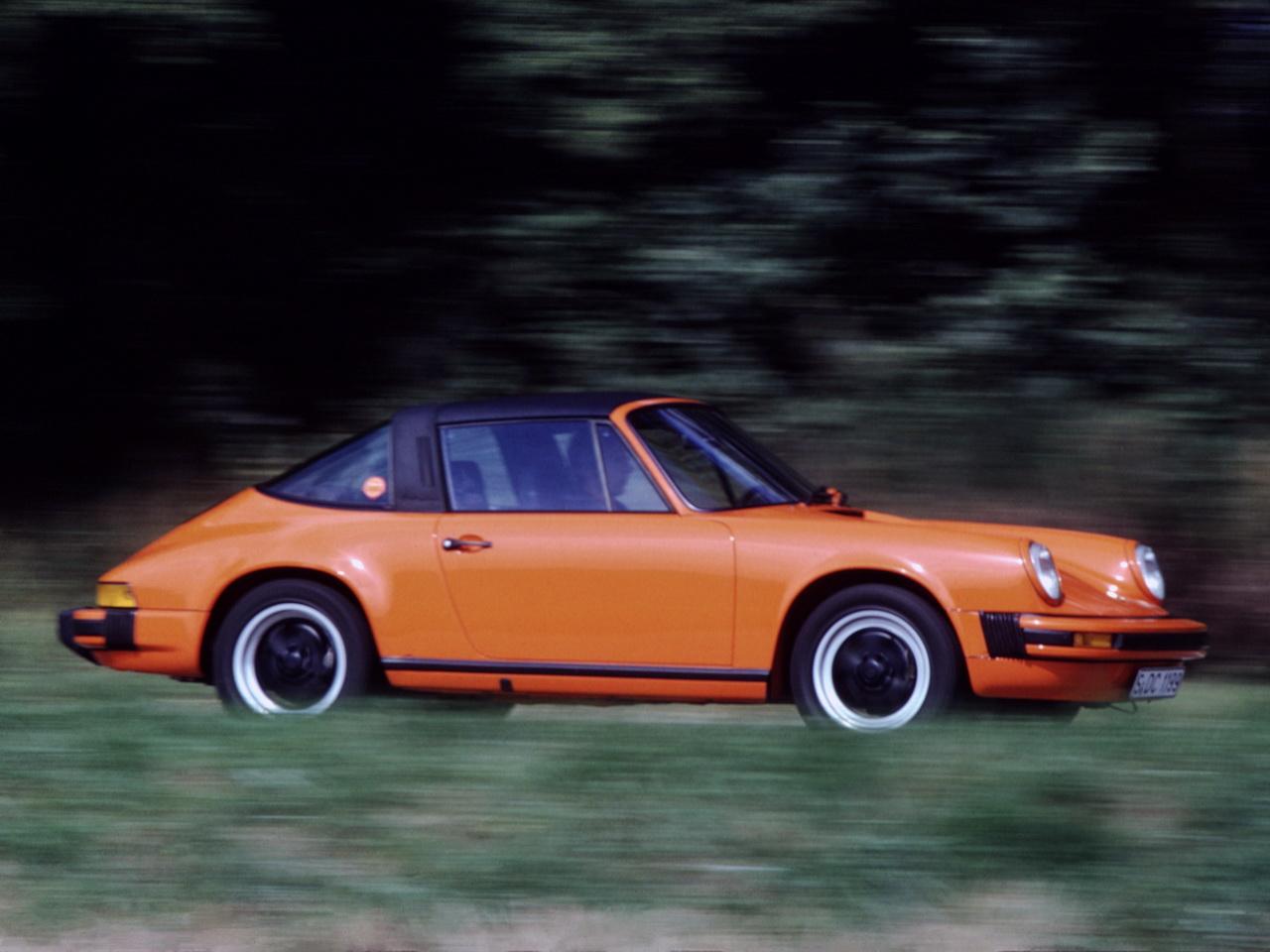Porsche 911 SC 3.0 Targa (911). 1977 год