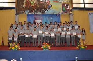 Licenciatura IVº Medio 2015