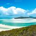 Whiteheaven Beach by NaphakM
